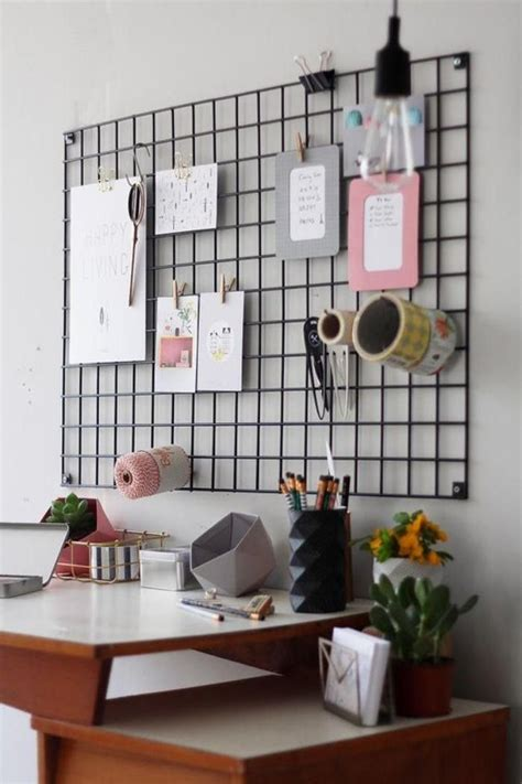 Diy-Office-Wall-Organizer