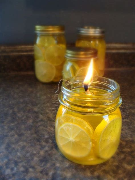 Diy-Oil-Candle