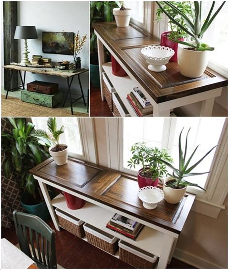 Diy-Old-Door-Hanging-Desk