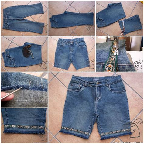 Diy-Old-Jeans-Into-Shorts