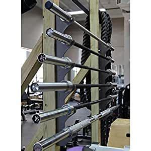 Diy-Olympic-Bar-Rack