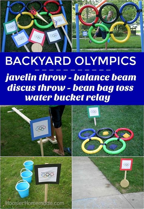 Diy-Olympic-Games