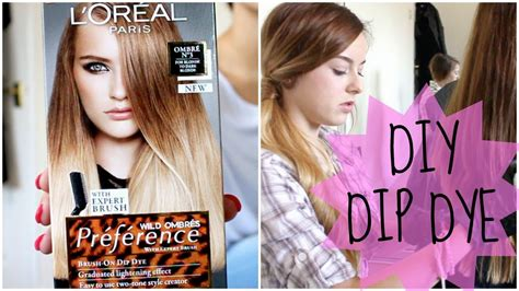 Diy-Ombre-Hair-With-Box-Dye