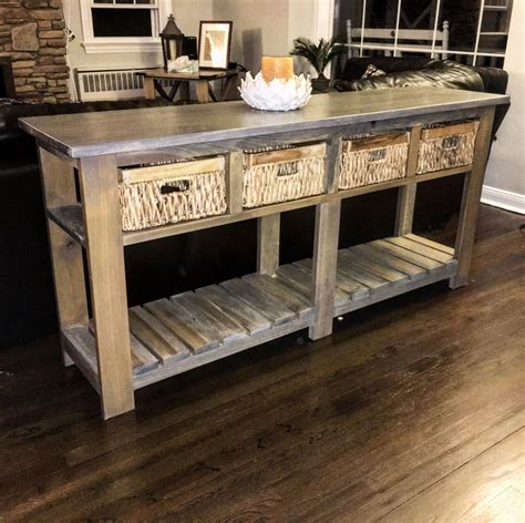 Diy-One-Drawer-Console-Table
