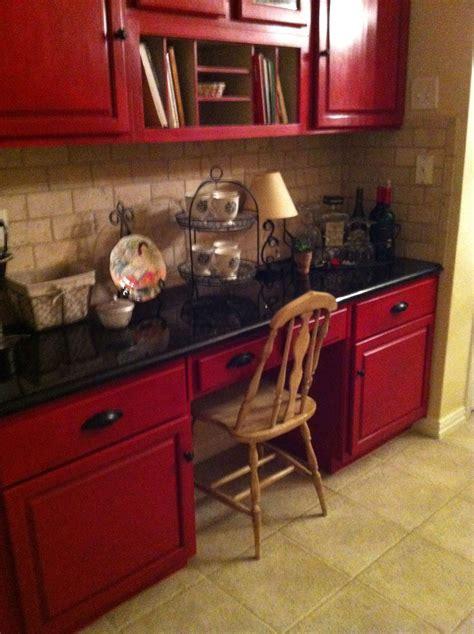 Diy-Open-Cabinet-Kitchen-Red
