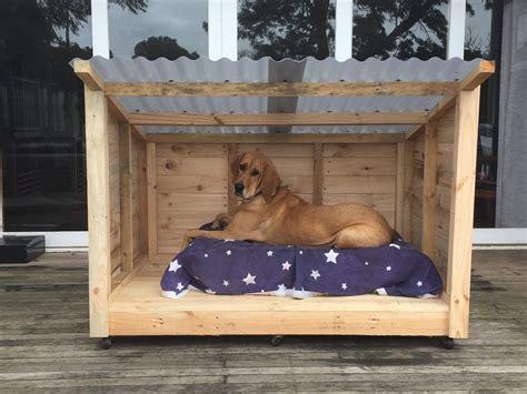 Diy-Open-Dog-House
