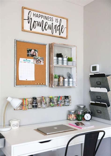 Diy-Organized-Desk