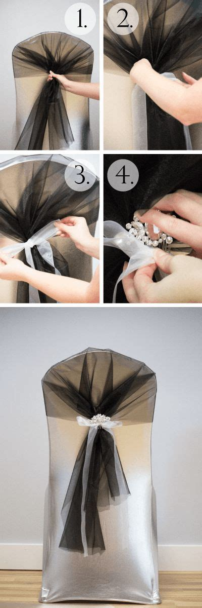 Diy-Organza-Chair-Sashes