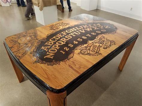 Diy-Ouija-Board-Table