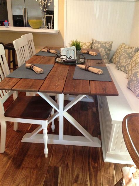Diy-Out-Of-Old-Dining-Table