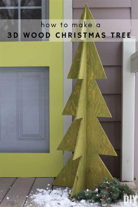 Diy-Outdoor-3d-Wood-Christmas-Tree