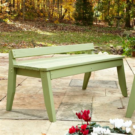Diy-Outdoor-Backless-Bench