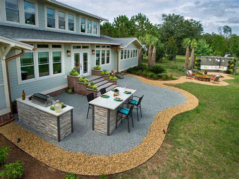 Diy-Outdoor-Concrete-Patio