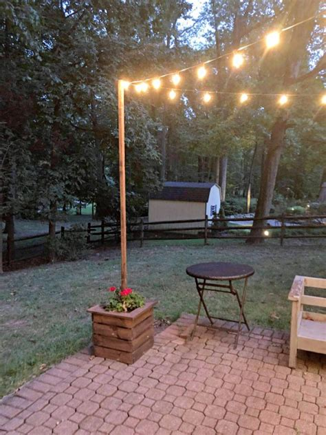 Diy-Outdoor-Patio-String-Lights