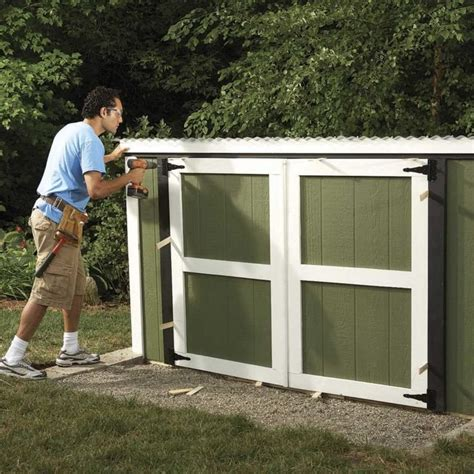 Diy-Outdoor-Storage-Locker