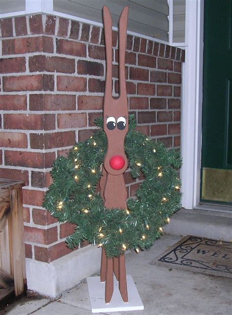 Diy-Outdoor-Wooden-Christmas-Decorations