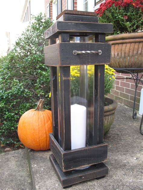 Diy-Outdoor-Wooden-Lanterns