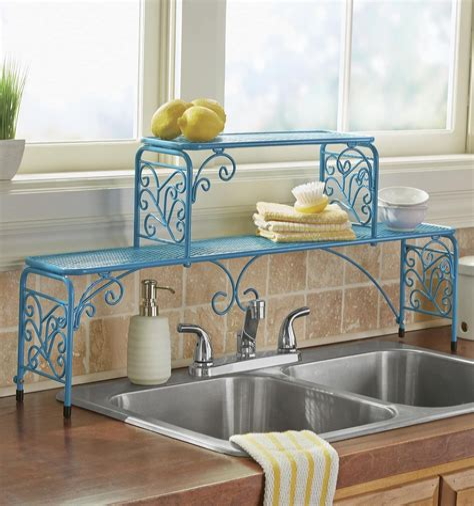 Diy-Over-Sink-Wire-Shelf