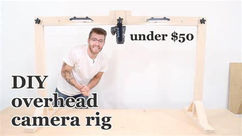 Diy-Overhead-Camera-Mount-Chair