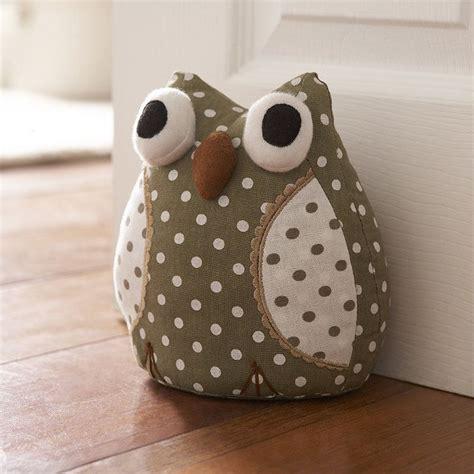 Diy-Owl-Door-Stopper