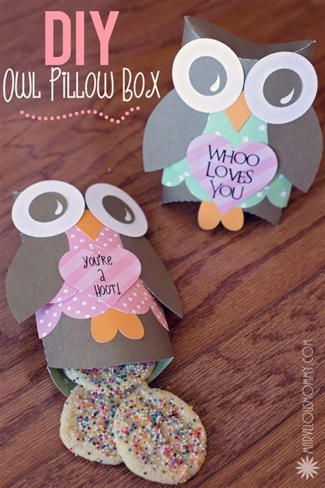 Diy-Owl-Pillow-Box