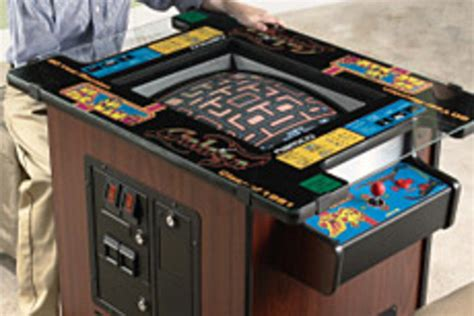 Diy-Pacman-Coffee-Table