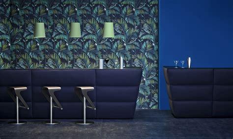 Diy-Padded-Reception-Desk