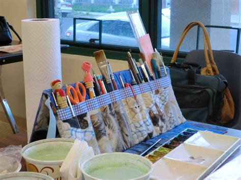 Diy-Paint-Brush-Case