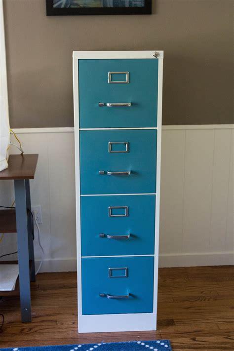 Diy-Paint-Filing-Cabinet