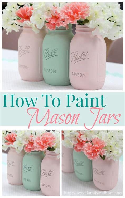 Diy-Painted-Mason-Jars