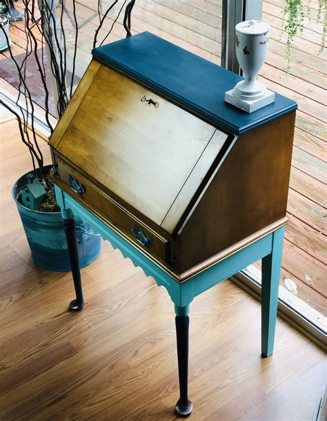 Diy-Painted-Secretary-Desk