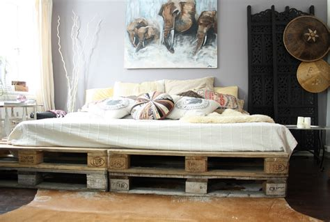 Diy-Painting-Bed-Frame