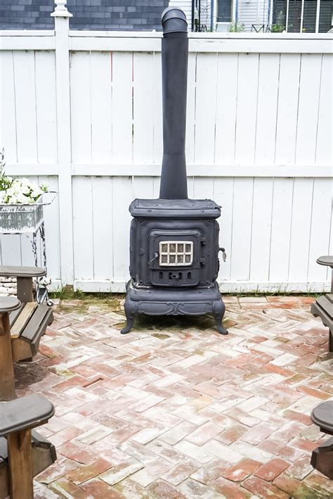 Diy-Painting-Wood-Stove