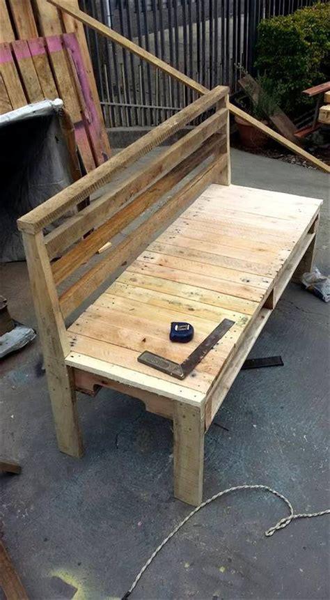 Diy-Pallet-Bench-Plans