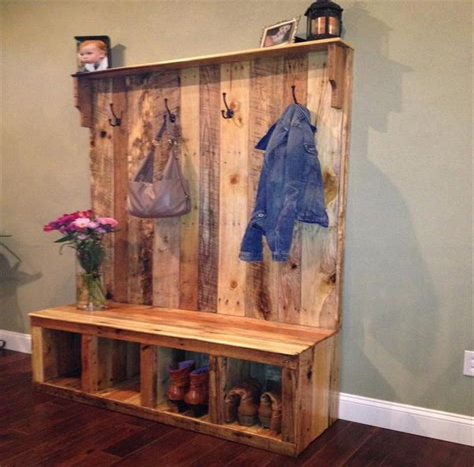 Diy-Pallet-Entry-Bench