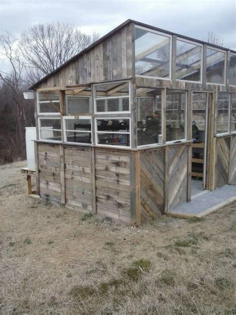 Diy-Pallet-Greenhouse-Plans