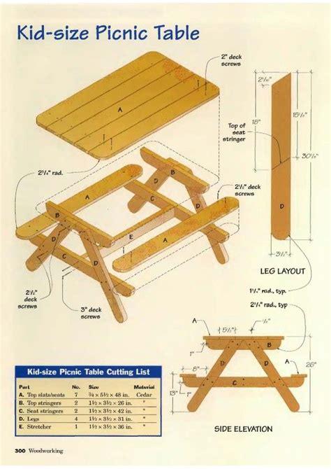 Diy-Pallet-Picnic-Table-Plans