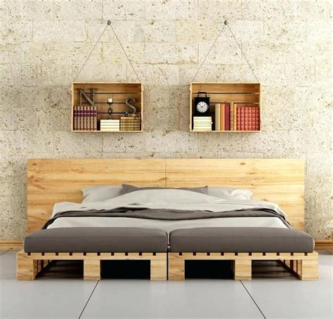 Diy-Pallet-Queen-Bed-Frame-Instructions