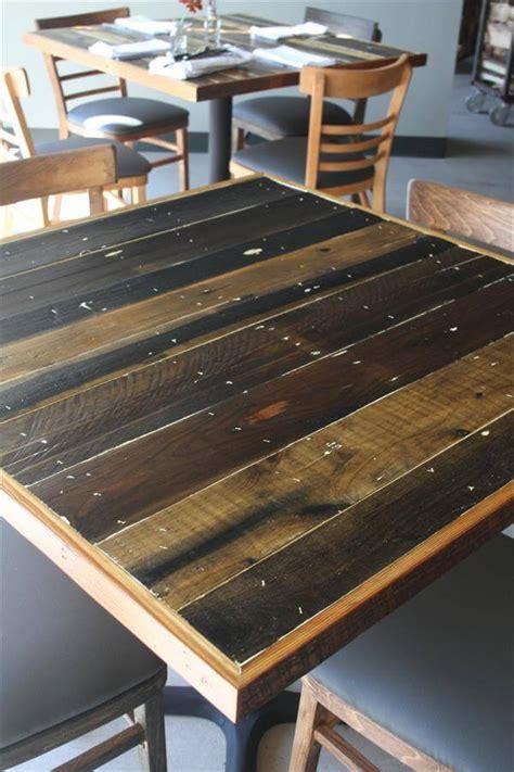 Diy-Pallet-Table-Top