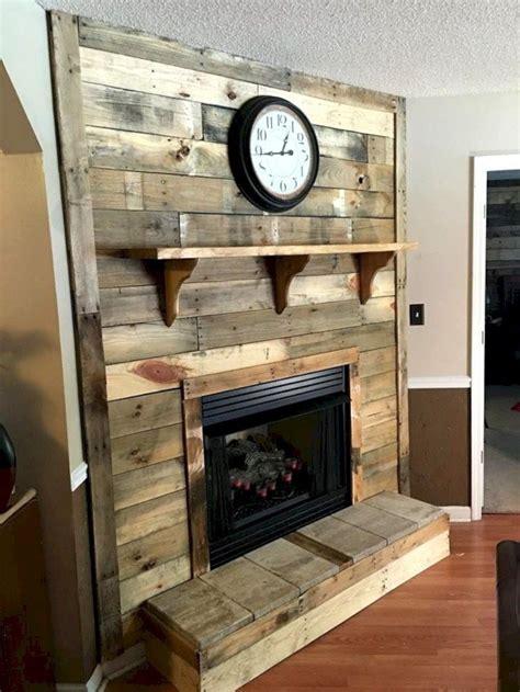 Diy-Pallet-Wood-Fireplace