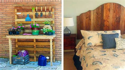 Diy-Pallet-Wood-Projects-Youtube