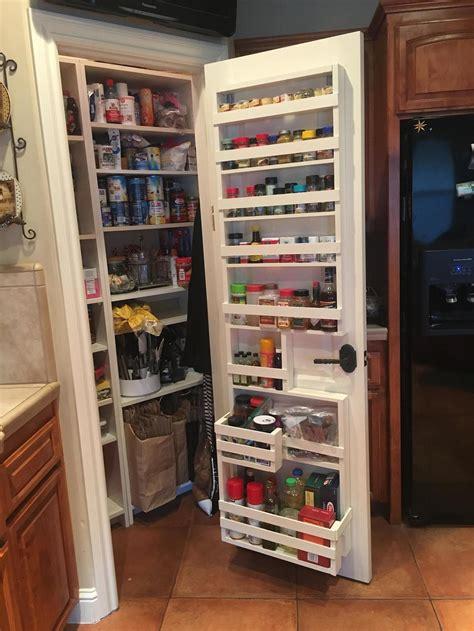 Diy-Pantry-Door-Storage-Rack