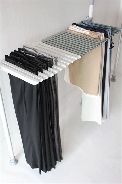 Diy-Pants-Hanger-Rack