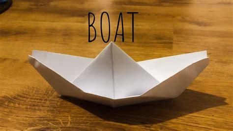 Diy-Paper-Boat