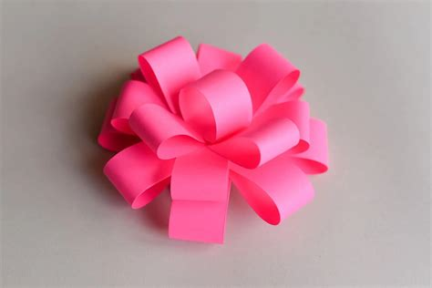 Diy-Paper-Bow
