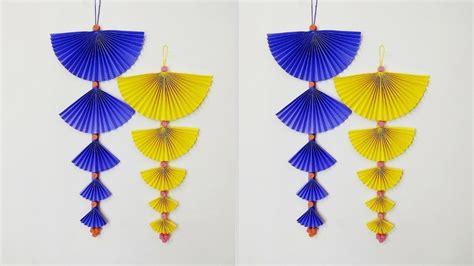 Diy-Paper-Craft-Ideas-Wall-Decoration-Door