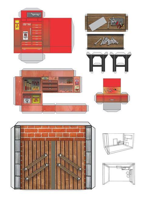Diy-Paper-Dollhouse-Furniture-Template