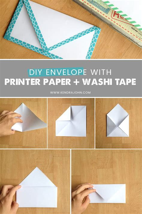 Diy-Paper-Envelope