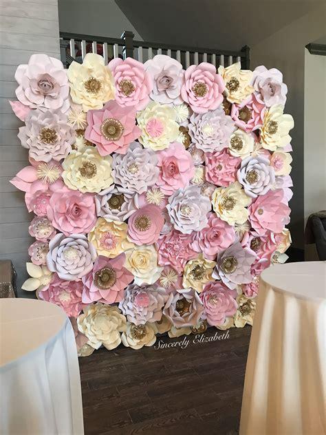 Diy-Paper-Flower-Wall-Decor