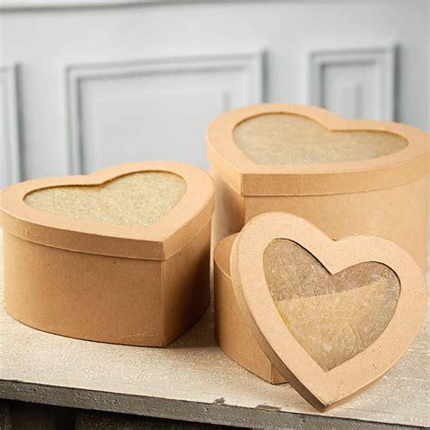 Diy-Paper-Mache-Heart-Box